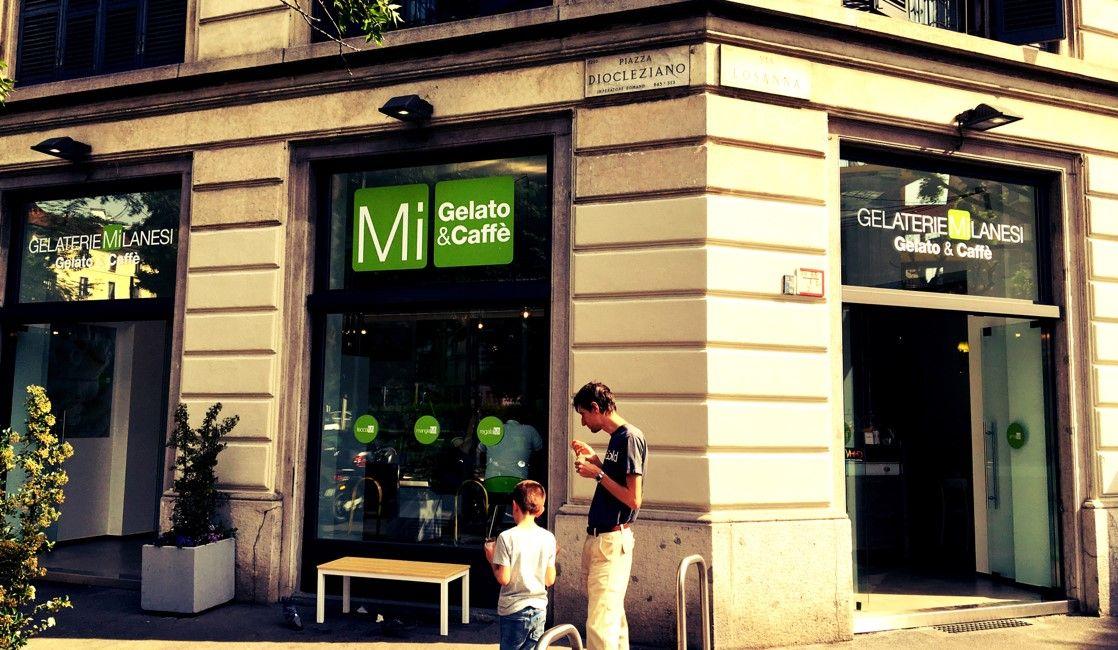 bar ecosostenibile a Milano