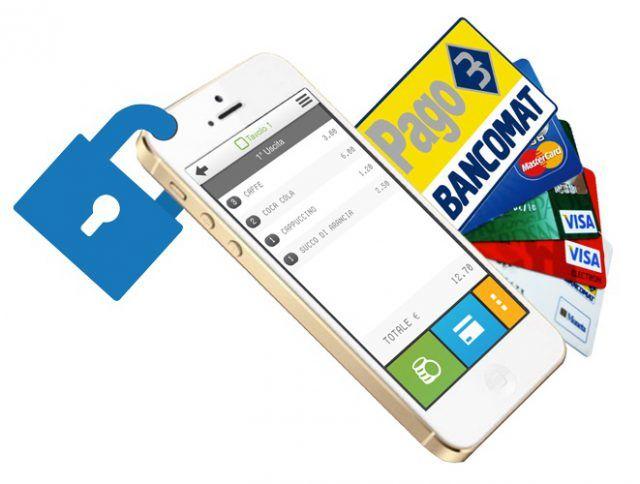 pagamento con smartphone tecnica