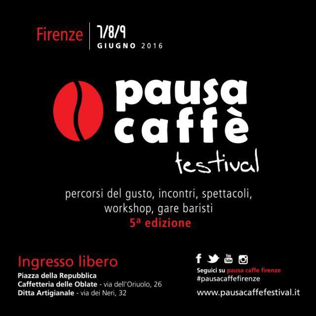 pausa caffè festival