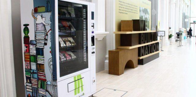 vending libri