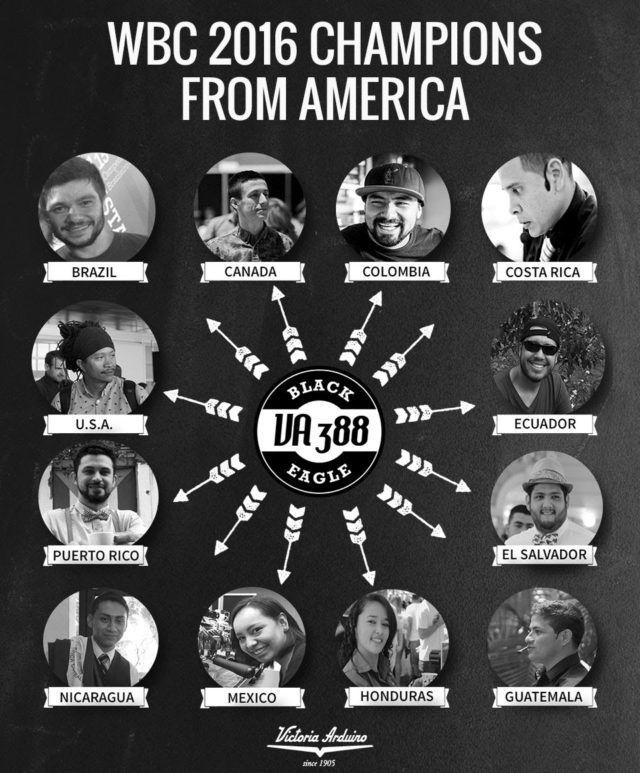 campioni americani WBC