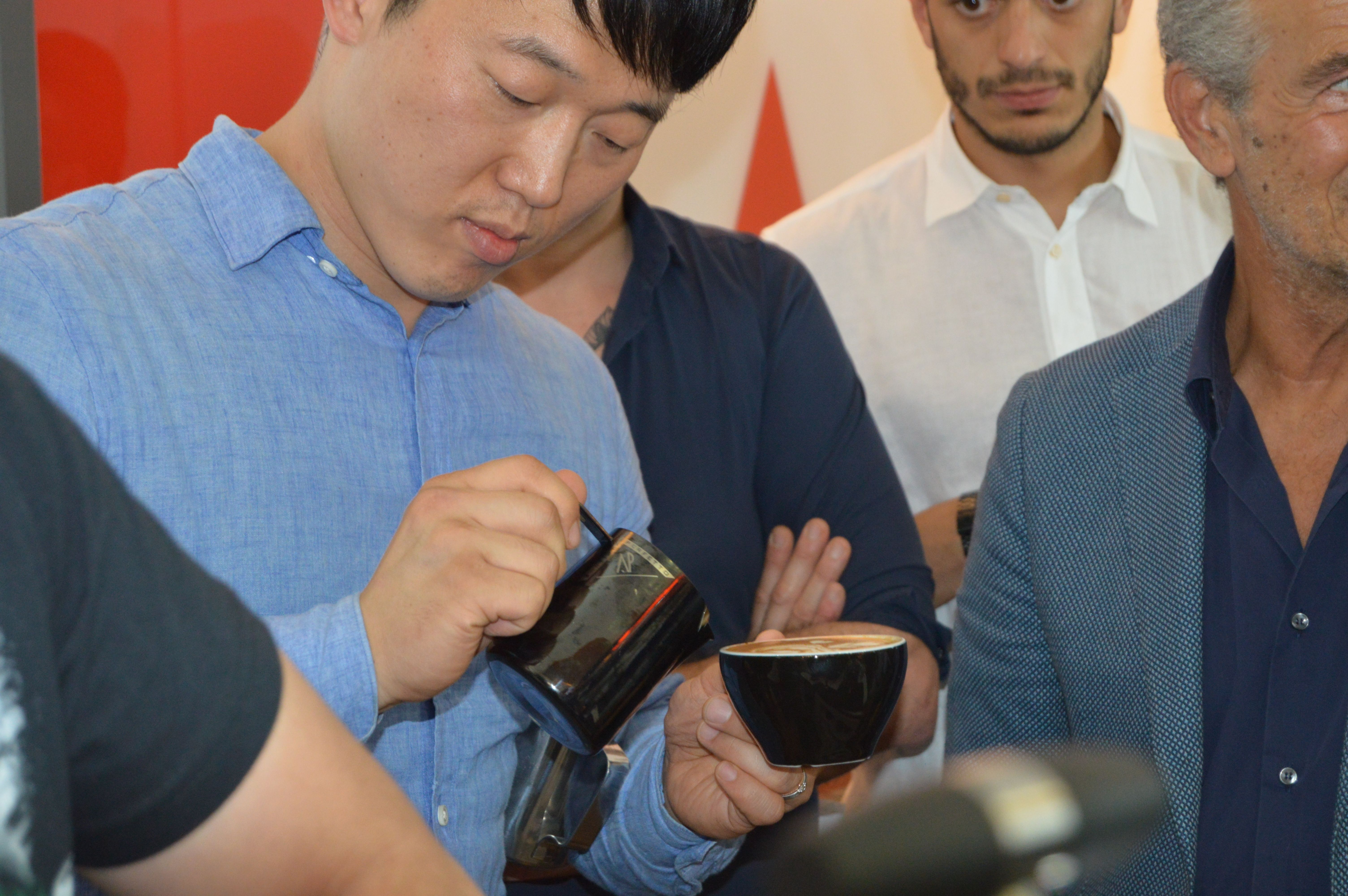 Musetti coffee academy al via la sede di pontenure pc for Musetti coffee