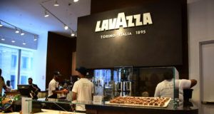 lavazza new york