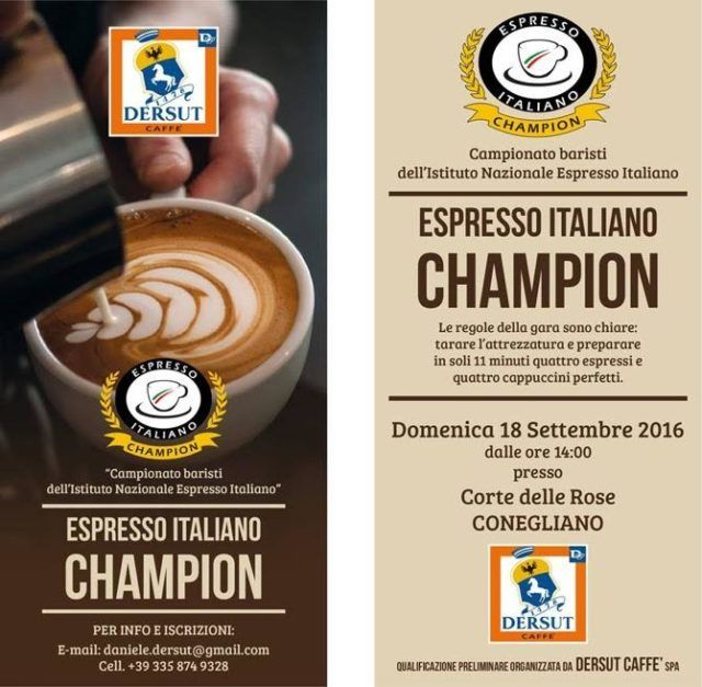 espresso italiano champion