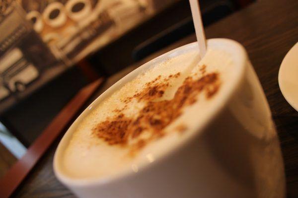 cappuccino aroma
