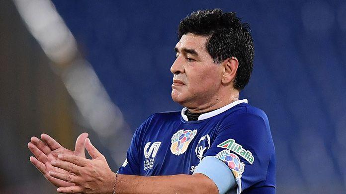 Maradona lancia una nuova marca di caffè per il suo compleanno