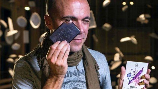 Simone Sabaini, dal mondo della finanza a quello del cioccolato
