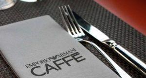 emporio Armani caffè