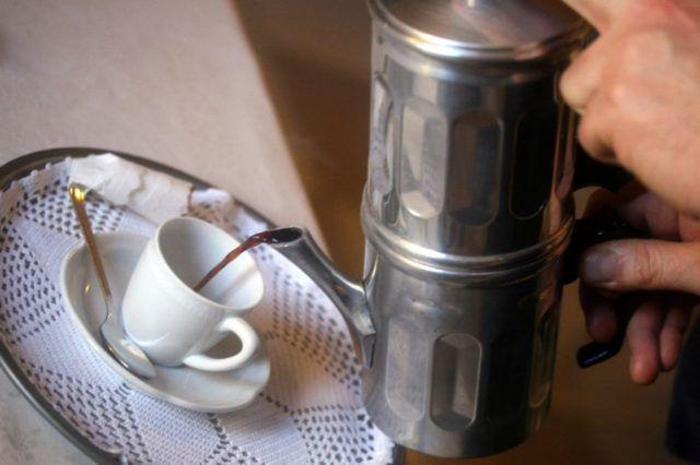 caffè focus mondo napoletana