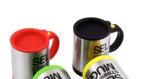 self stirring mug tazza