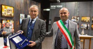 Maurizio Cimbali sindaco Binasco Benvegnù Riccardo