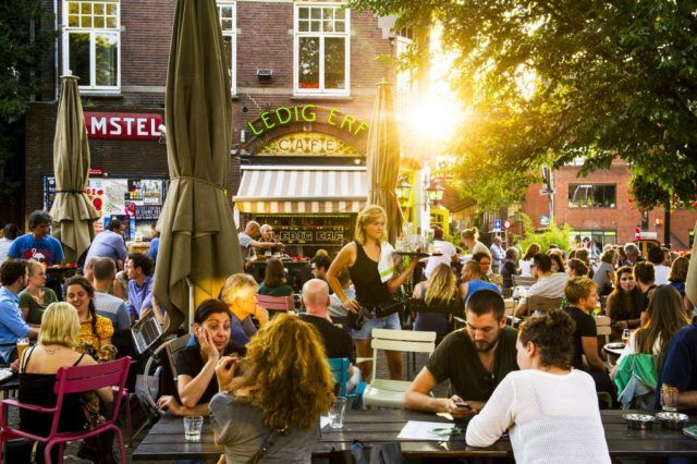 Olanda bar amsterdam