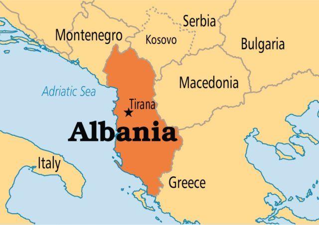 Albania albanesi