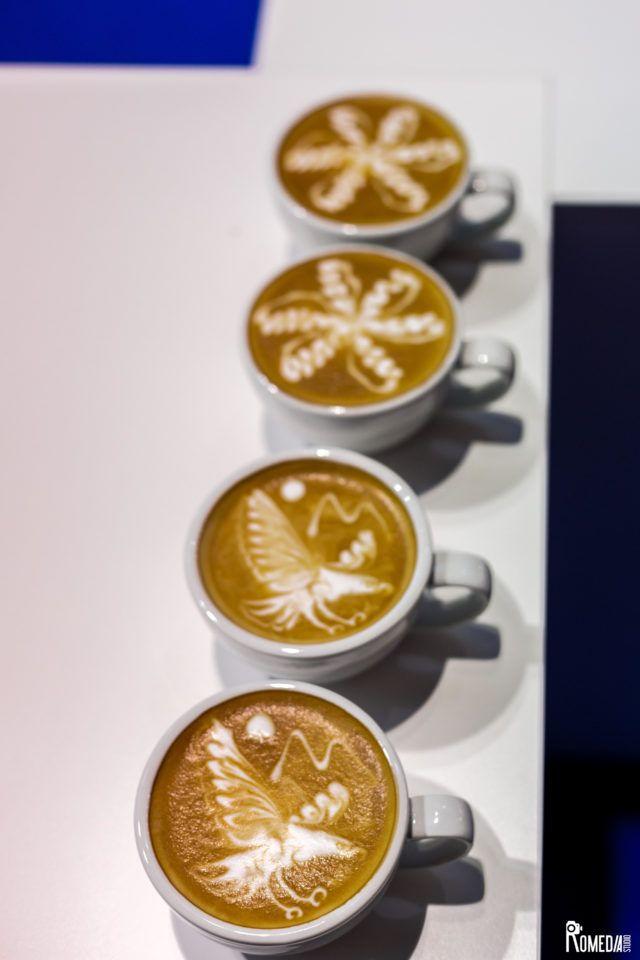 matteo beluffi campione italiano latte art 2017