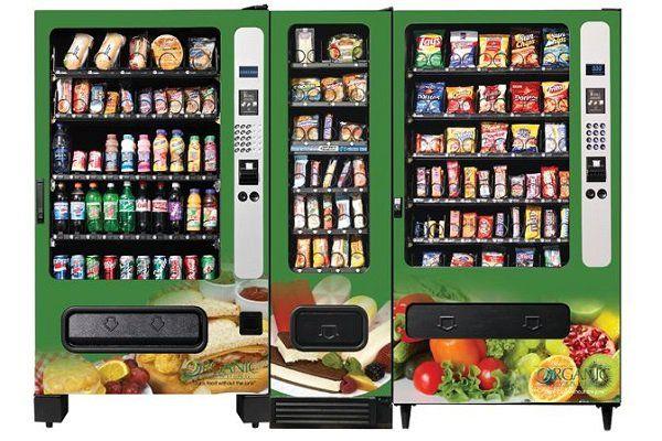 Caffè, bevande e snack, distributori automatici sempre più