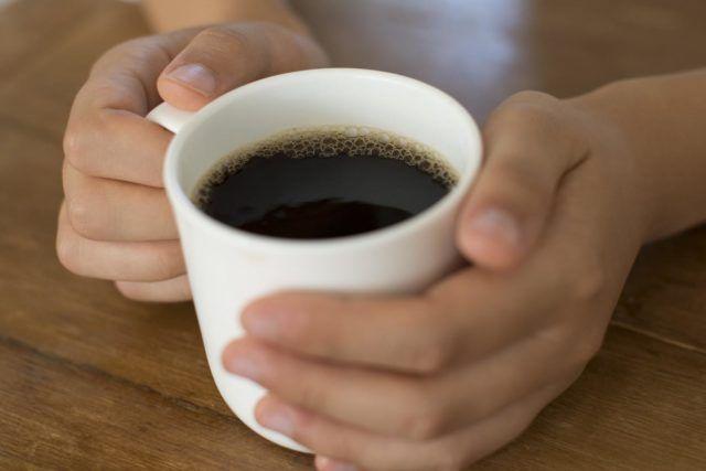 dieta isolamento caffè lungo inglese americano