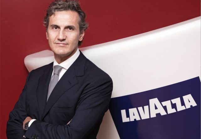 antonio baravalle lavazza Kicking Horse Coffee