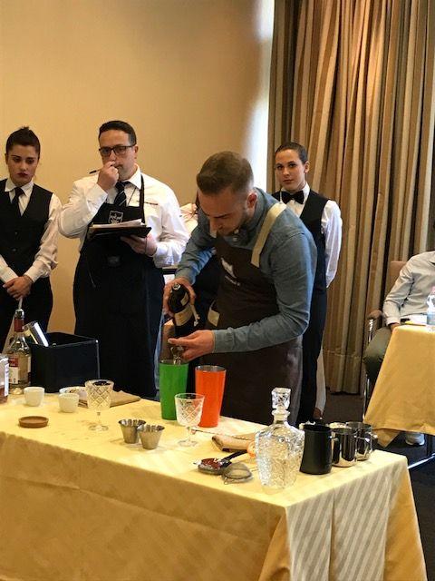 selezione romana gran premio caffetteria italiana