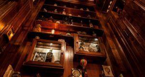 bar più piccolo del mondo in una porta Milano