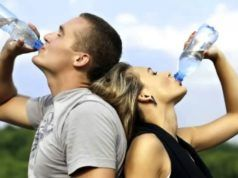 bere acqua slow food