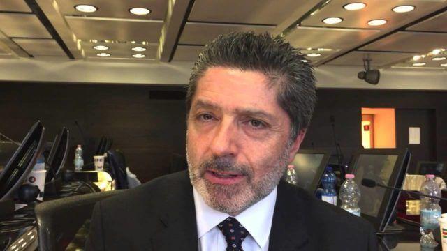 Moreno Faina direttore dell'Università del caffè illy di Trieste