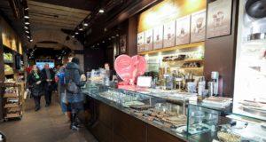Lindt shop apre a Roma