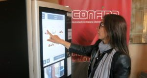 Una Smart Vending Machine