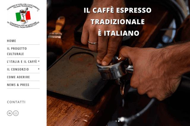 sito consorzio espresso italiano