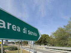 area servizio autogrill