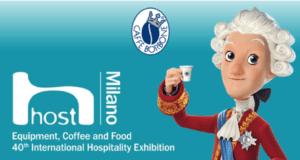 caffè borbone hostMilano 2017