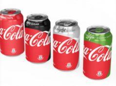 coca cola senza zucchero dolcificante