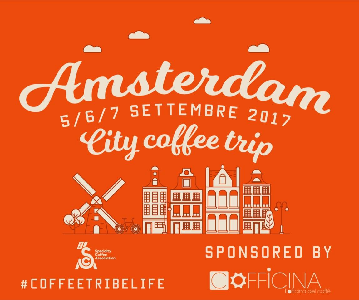 sca city coffee trip