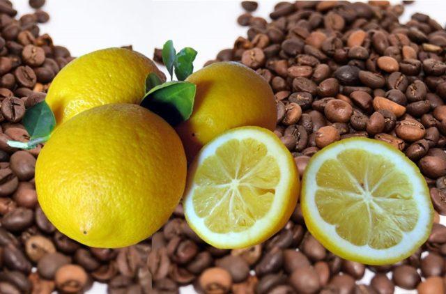 caffè limone