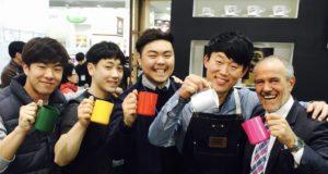 Luigi Lupi lezione Corea