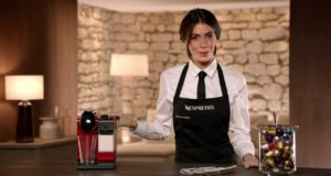 nespresso barista Limited edition