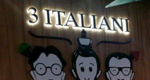 i 3 italiani