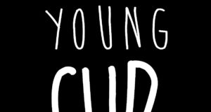 Young cup coffee