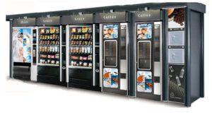 distribuzione automatica