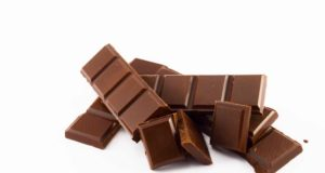 cioccolato senza grassi