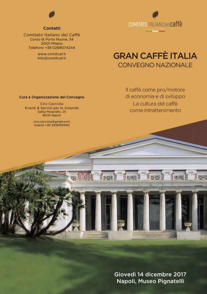 Gran caffè Italia a Napoli