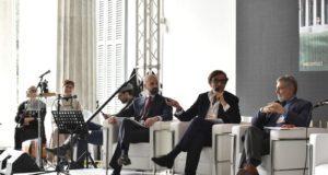 Gran caffè Italia conversazione inaugurale