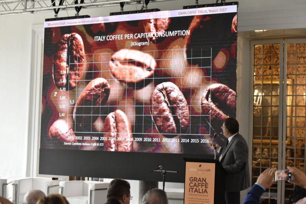 Maurizio Giuli, Presidente dell'Associazione Ucimac - Costruttori Italiani di Macchine per Caffè Espresso professionali e direttore marketing Simonelli Group