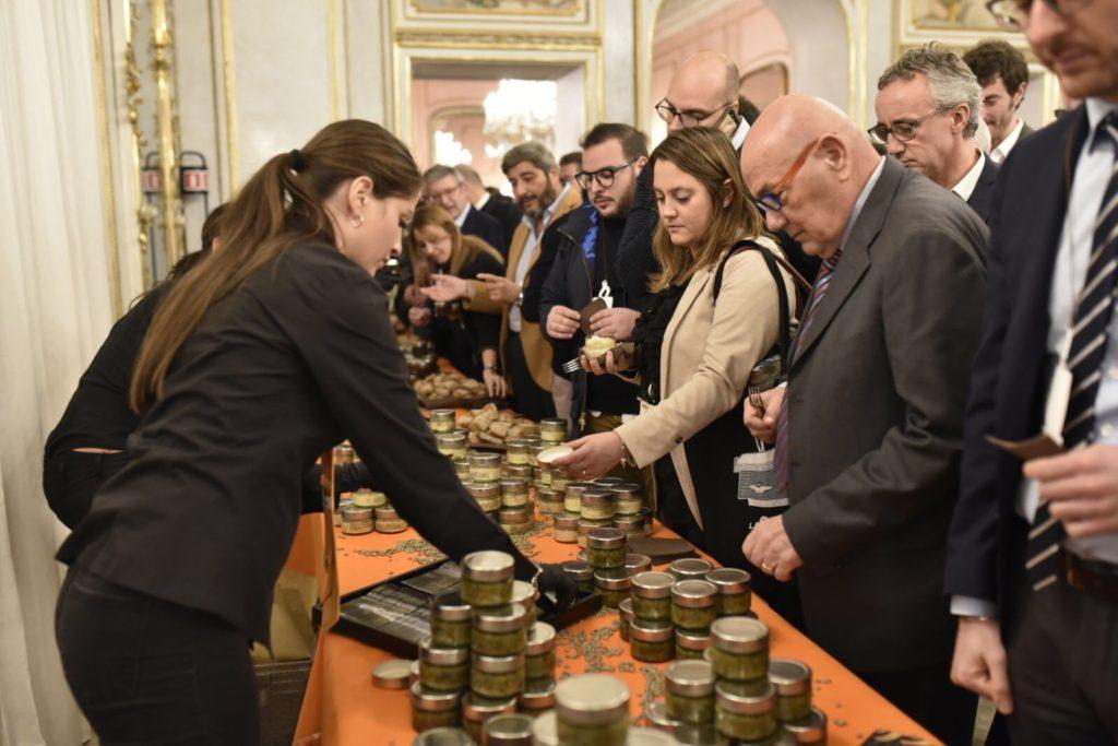 Convegno nazionale Gran caffè Italia a Napoli