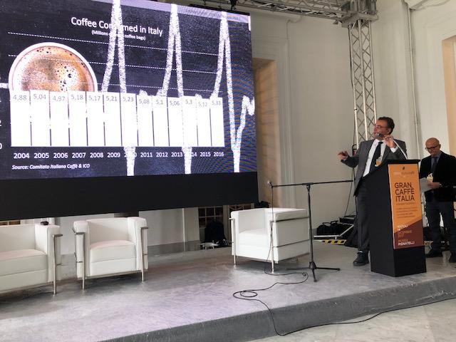 covegno Comitato italiano del Caffè