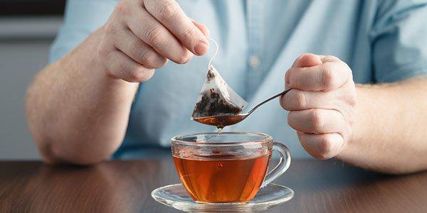 bustine da tè