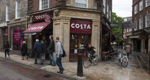 caffetterie a marchio UK