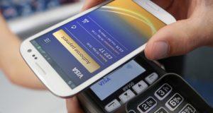 Pagamento contactless con lo smartphone