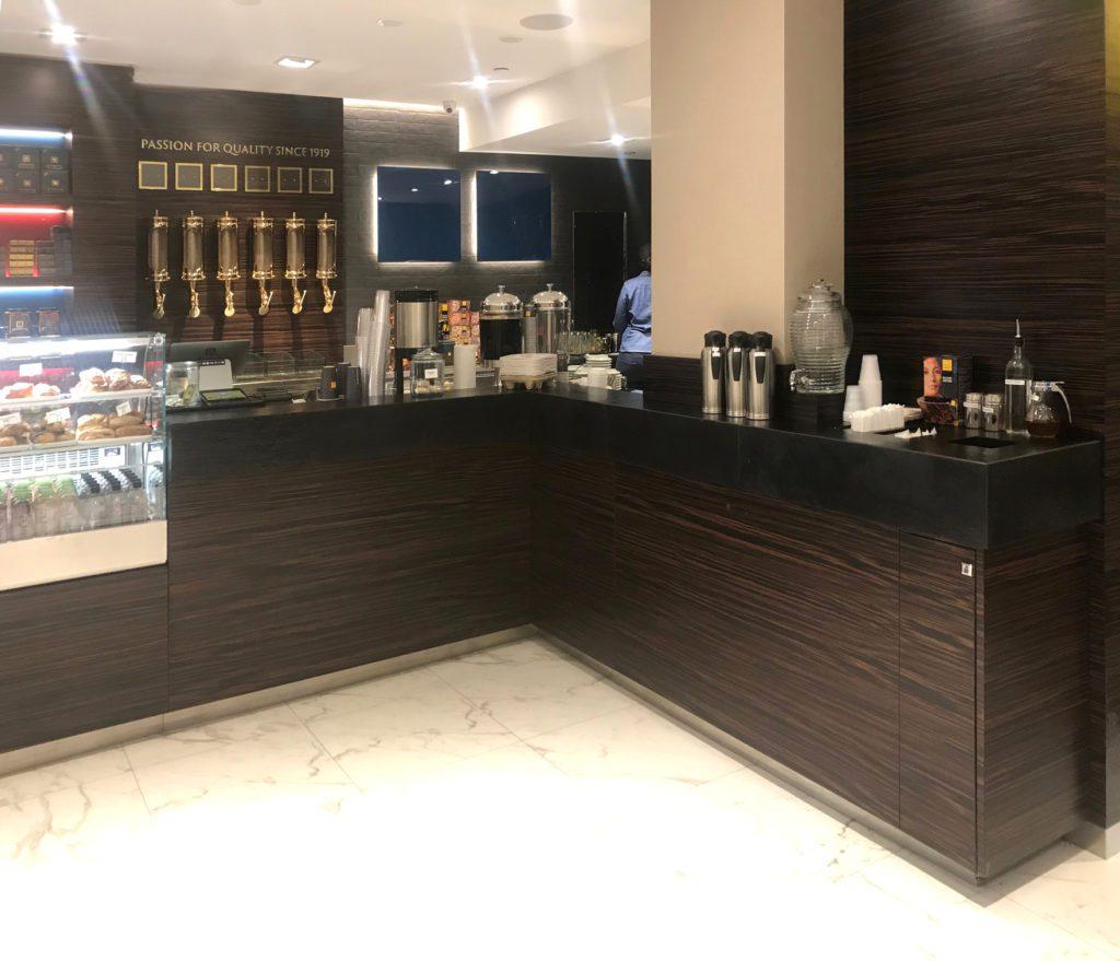Filicori Zecchini Filicori Zecchini un particolare della 7ª caffetteria in franchising aperta a New York