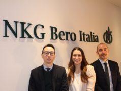 Da sinistra, Gianluca Arculeo, Deborah Righeschi, Federico Amicarelli 2