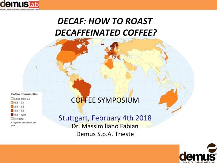 Mappa Mondo comnsumo caffè